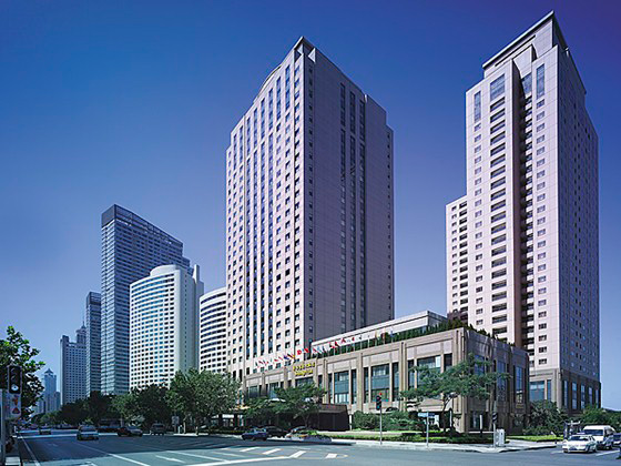 シャングリラ ホテル 大連