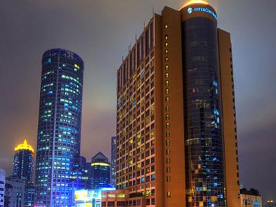 インターコンチネンタル浦東上海